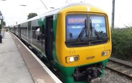 07. – Lichfield Trent Valley - Birmingham New Street - Redditch